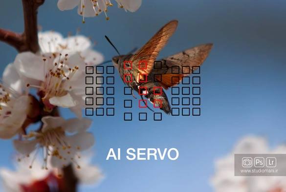 Al Servo - فوکوس پیوسته