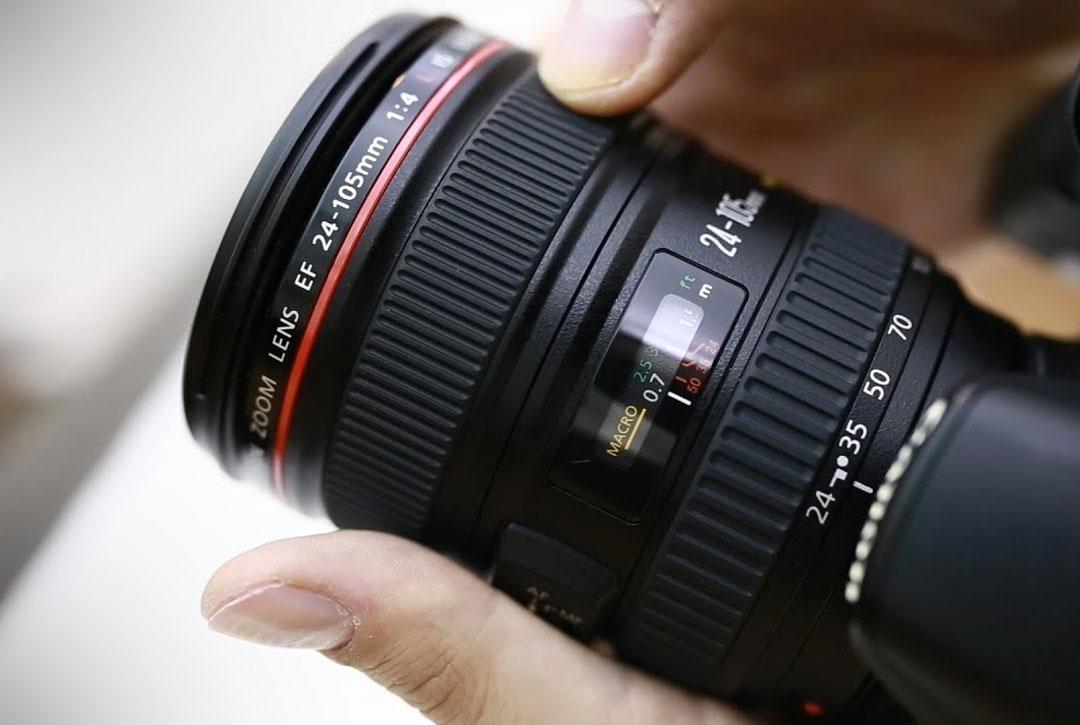 انتخاب لنز عکاسی صنعتی