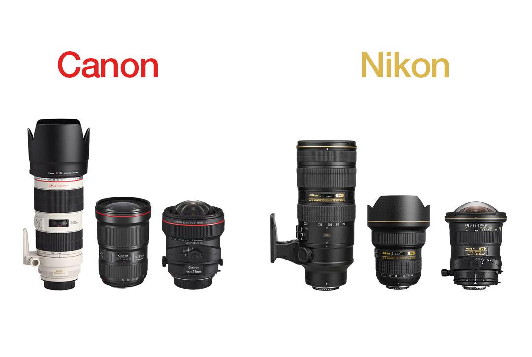 معرفی لنزهای عکاسی صنعتی