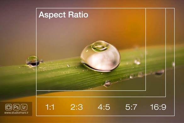 Aspect Ratio - نسبت ابعاد تصویر