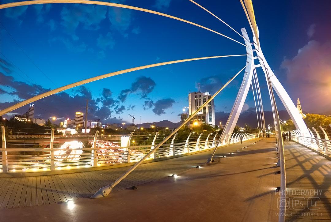 اموزش عکاسی شب در شهر