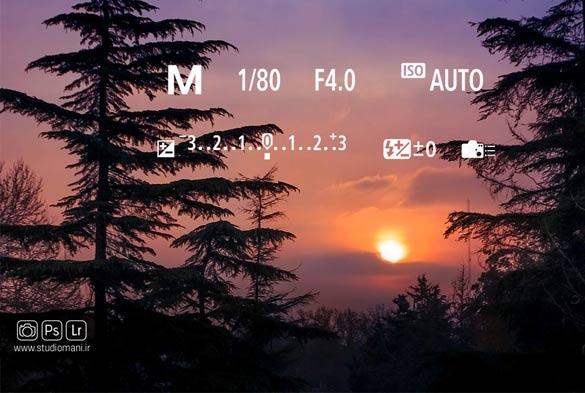 Exposure - نوردهی-واژه نامه عکاسی