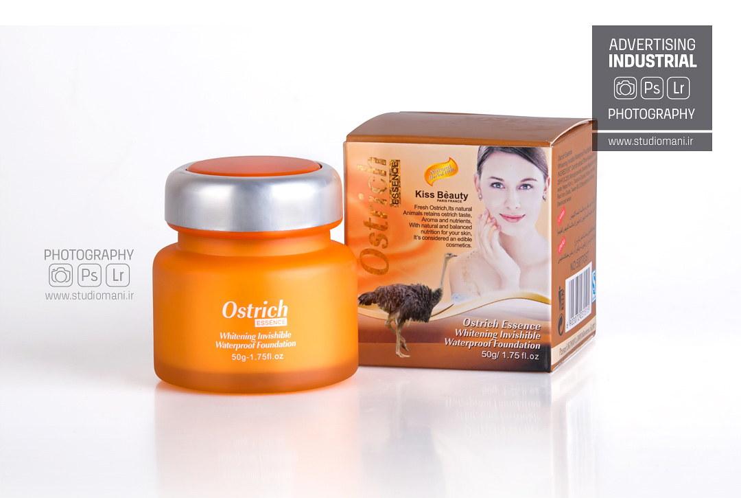 عکاسی محصولات آرایشی و بهداشتی