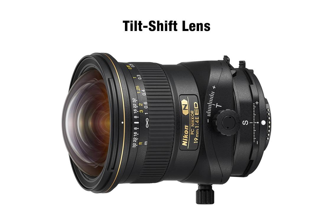 لنز عکاسی صنعتی