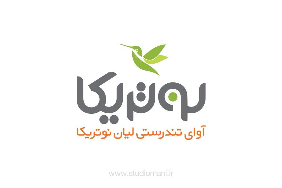 طراحی لوگو نوتریکا