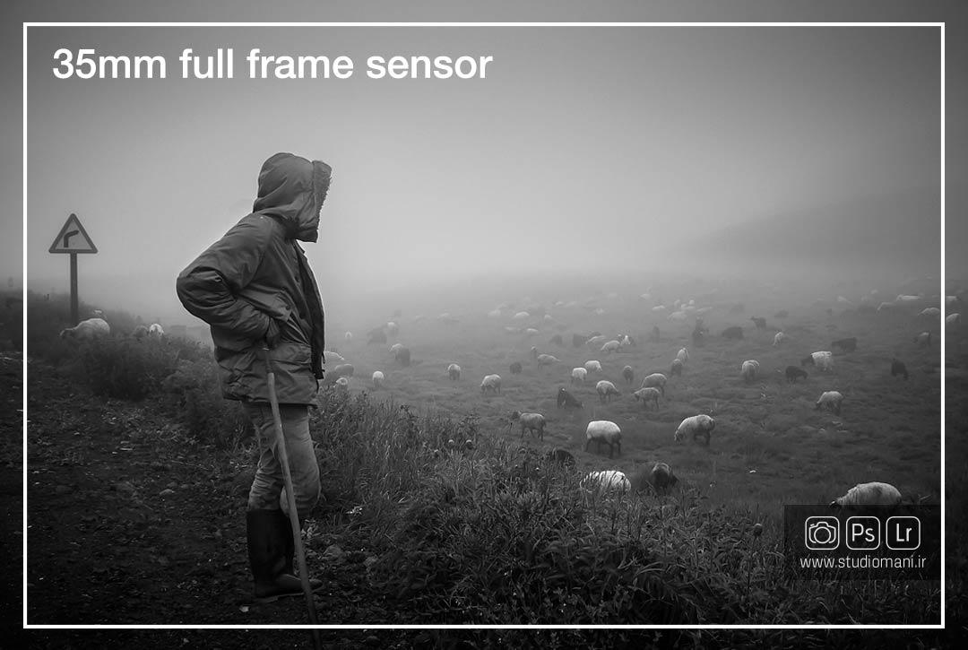 فول فریم - واژه عکاسی