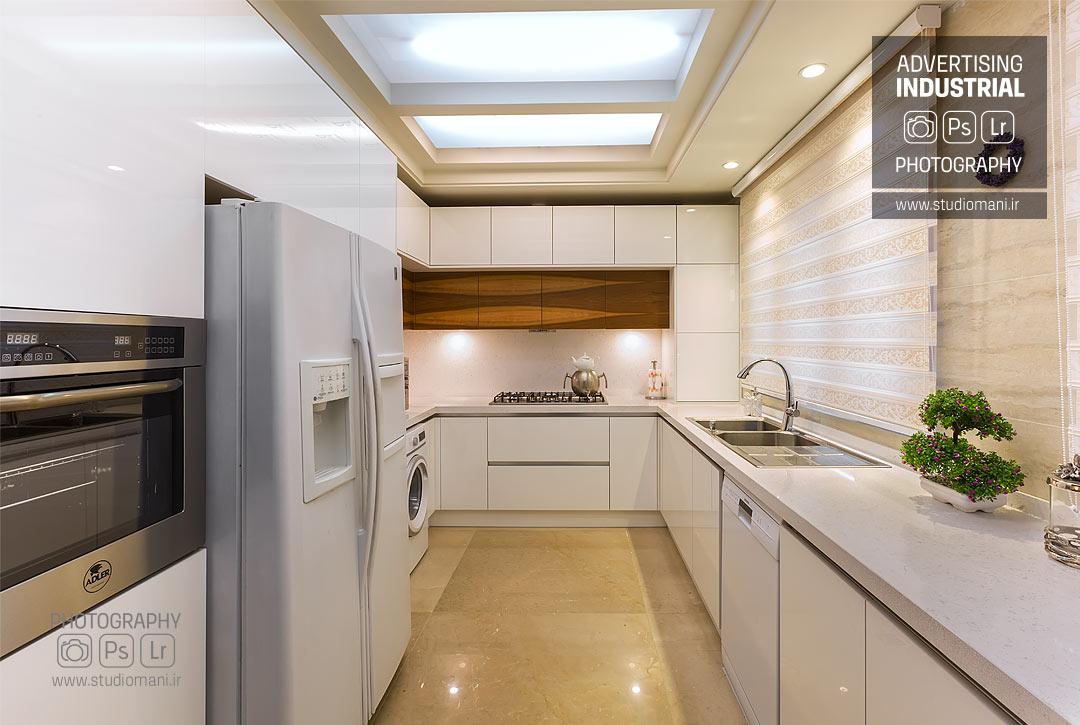 عکاسی آشپزخانه