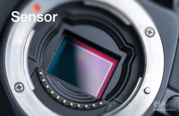 سنسور دوربین عکاسی