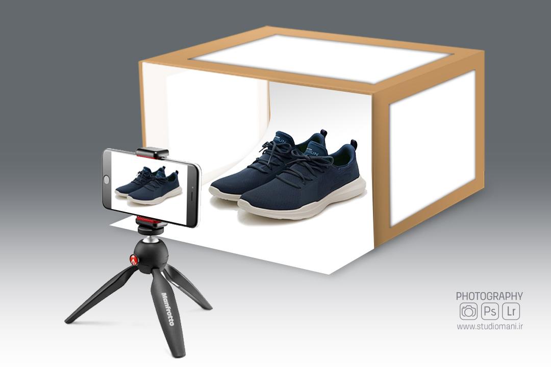 عکاسی صنعتی رایگان از محصولات
