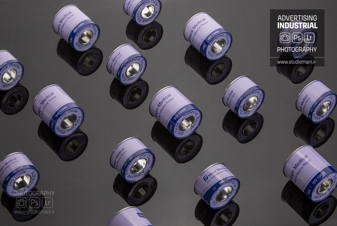 عکاسی صنعتی ملزومات پزشکی