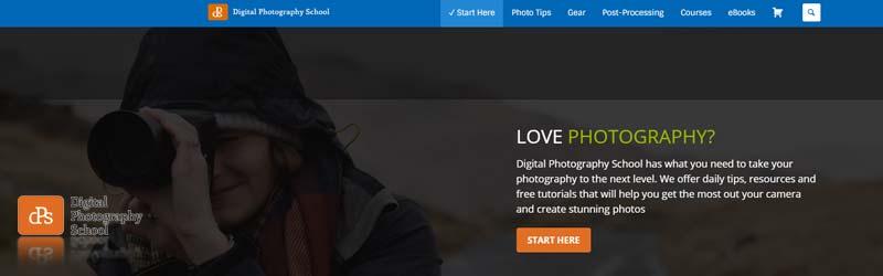 سایت مدرسه عکاسی