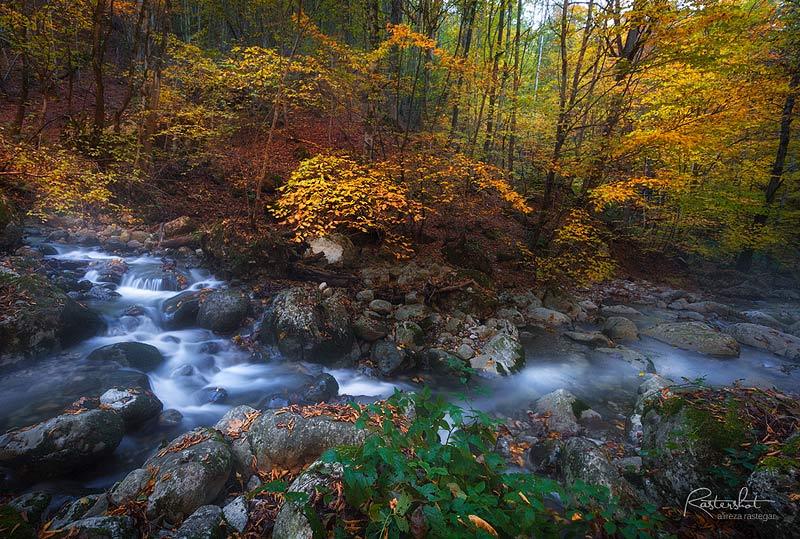 عکاسی از رودخانه