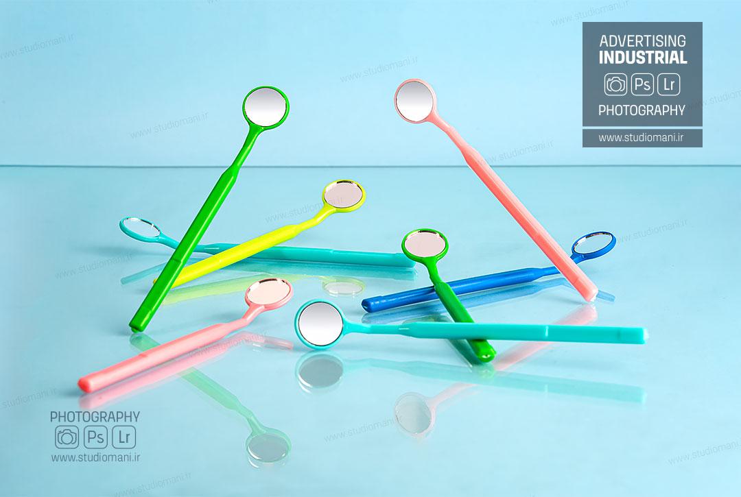 عکاسی تجهیزات دندانپزشکی