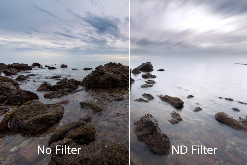 فیلترها در عکاسی منظره