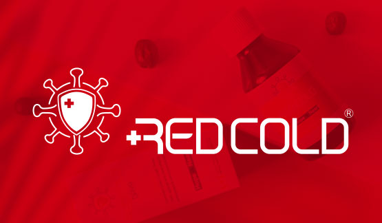 طراحی هویت بصری برند Redcold