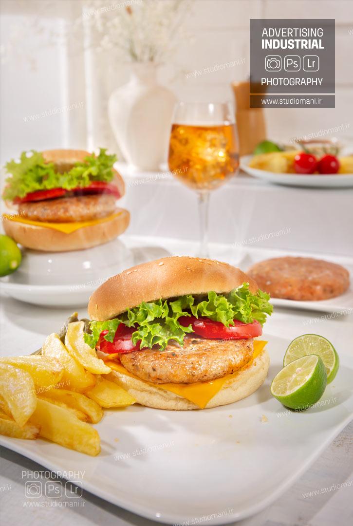 عکاسی محصولات غذایی پریشاد