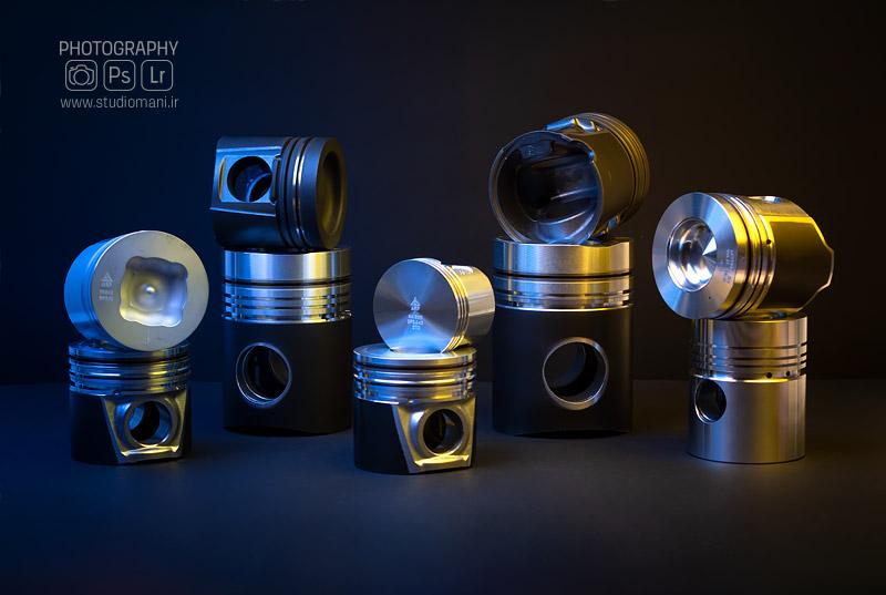 نورپردازی در عکاسی تبلیغاتی و صنعتی