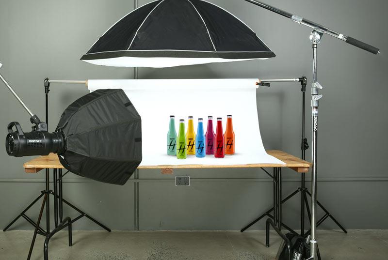 مزایای عکاسی صنعتی