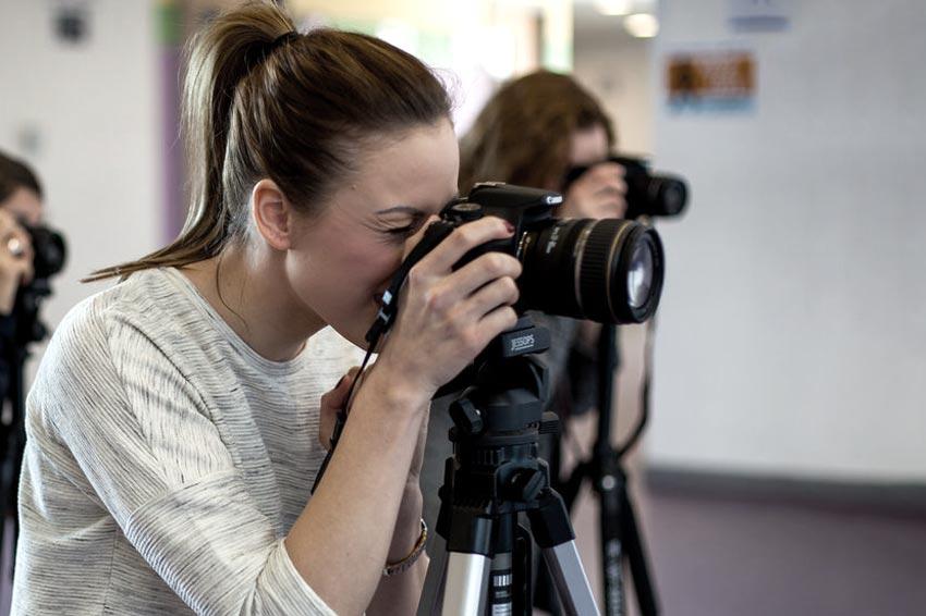 عکاس حرفه ای